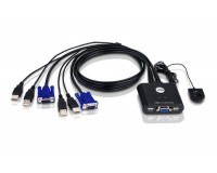 ATEN CS-22U USB Cable KVM Switch