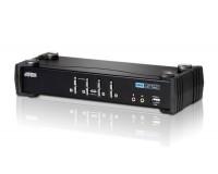 ATEN CS-1764A DVI KVM Switch & USB HUB