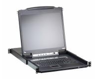 ATEN CL5716IM 16-Port PS/2-USB VGA LCD KVM over IP Switch