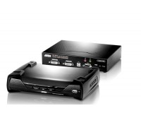 ATEN KE6940 DVI Dual Display KVM Over IP Extender