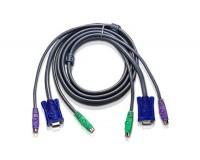 ATEN KVM Cable 2L-5002P/C 1.8m