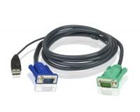 ATEN KVM Cable 2L-5202U 1,8m