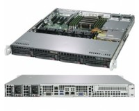 Готовый сервер Supermicro AS-1013S-MTR / AMD EPYC 7402P / 2x32GB DDR4 / 4x4000GB SATA / 512GB M.2