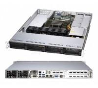 Готовый сервер Supermicro AS-1014S-WTRT / AMD EPYC 7302P / 2x8GB DDR4 / 2x4000GB SATA / 256GB M.2