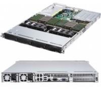 Готовый сервер Supermicro AS-1023US-TR4 / 2xAMD EPYC 7252 / 2x8GB DDR4 / 1000GB SATA