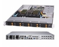 Готовый сервер Supermicro AS-1113S-WN10RT / AMD EPYC 7402P / 2x32GB DDR4 / 4x1920GB SSD / 256GB M.2