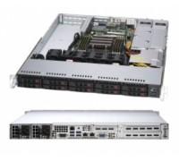 Готовый сервер Supermicro AS-1114S-WTRT / AMD EPYC 7232P / 8GB DDR4 / 240GB SSD