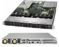 Готовый сервер Supermicro AS-1123US-TR4 / 2xAMD EPYC 7252 / 2x8GB DDR4 / 240GB SSD