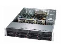 Готовый сервер Supermicro AS-2013S-T / AMD EPYC 7232P / 8GB DDR4 / 1000GB SATA