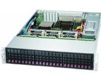 Готовый сервер Supermicro AS-2023S-E1R24T / 2xAMD EPYC 7252 / 2x8GB DDR4 / 240GB SSD