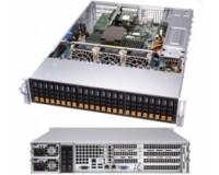 "Готовый сервер Supermicro AS-2113S-WN24RT / AMD EPYC 7232P / 8GB DDR4 / 960GB NVMe 2.5"" U.2"
