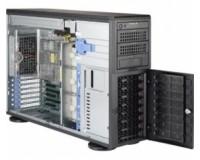 Готовый сервер Supermicro AS-4023S-TR / 2xAMD EPYC 7252 / 2x8GB DDR4 / 1000GB SATA