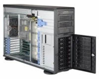 Готовый сервер Supermicro AS-4023S-TT / 2xAMD EPYC 7252 / 2x8GB DDR4 / 1000GB SATA