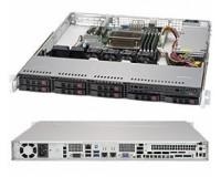 Готовый сервер Supermicro SYS-1019C-L / Intel Xeon E-2224 / 8GB DDR4 / 240GB SSD