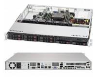 Готовый сервер Supermicro SYS-1019P-M / Intel Xeon Bronze 3204 / 8GB DDR4 / 240GB SSD