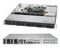 Готовый сервер Supermicro SYS-1019P-MR / Intel Xeon Gold 5218R / 2x32GB DDR4 / 4x1920GB SSD / 256GB M.2