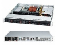 Готовый сервер Supermicro SYS-1019R-MR / Intel Xeon W-2102 / 8GB DDR4 / 240GB SSD