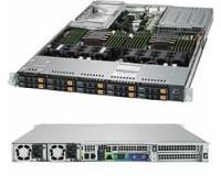 Готовый сервер Supermicro SYS-1029U-TN10RT / 2xIntel Xeon Bronze 3204 / 2x8GB DDR4 / 960GB NVMe U.2