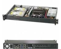 Готовый сервер Supermicro SYS-5019C-L / Intel Xeon E-2224 / 8GB DDR4 / 1000GB SATA