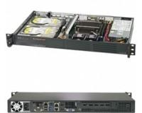 Готовый сервер Supermicro SYS-5019C-L4 / Intel Xeon E-2224 / 8GB DDR4 / 1000GB SATA