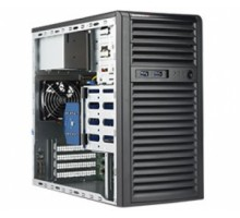 Готовый сервер Supermicro SYS-5039C-i / Intel Xeon E-2276G / 4x16GB DDR4 / 4x4000GB SATA / 512GB M.2