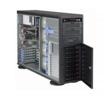 Готовый сервер Supermicro SYS-5049C-H / Intel Xeon E-2276G / 4x16GB DDR4 / 4x8000GB SATA / 256GB M.2