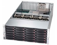 Готовый сервер Supermicro SYS-5049P-C1R24 / Intel Xeon Gold 5218R / 2x32GB DDR4 / 24x8000GB SATA / 512GB M.2 / 3108