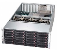 Готовый сервер Supermicro SYS-5049P-C1R24 / Intel Xeon Bronze 3204 / 8GB DDR4 / 1000GB SATA