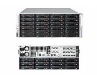 Готовый сервер Supermicro SYS-5049R-C0R36 / Intel Xeon W-2102 / 8GB DDR4 / 1000GB SATA