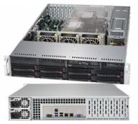 Готовый сервер Supermicro SYS-6029P-TR / 2xIntel Xeon Silver 4210R / 2x16GB DDR4 / 4x4000GB SATA / 512GB M.2
