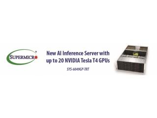 Supermicro представляет новый ГП-сервер, оптимизированный под управление дедуктивными операциями